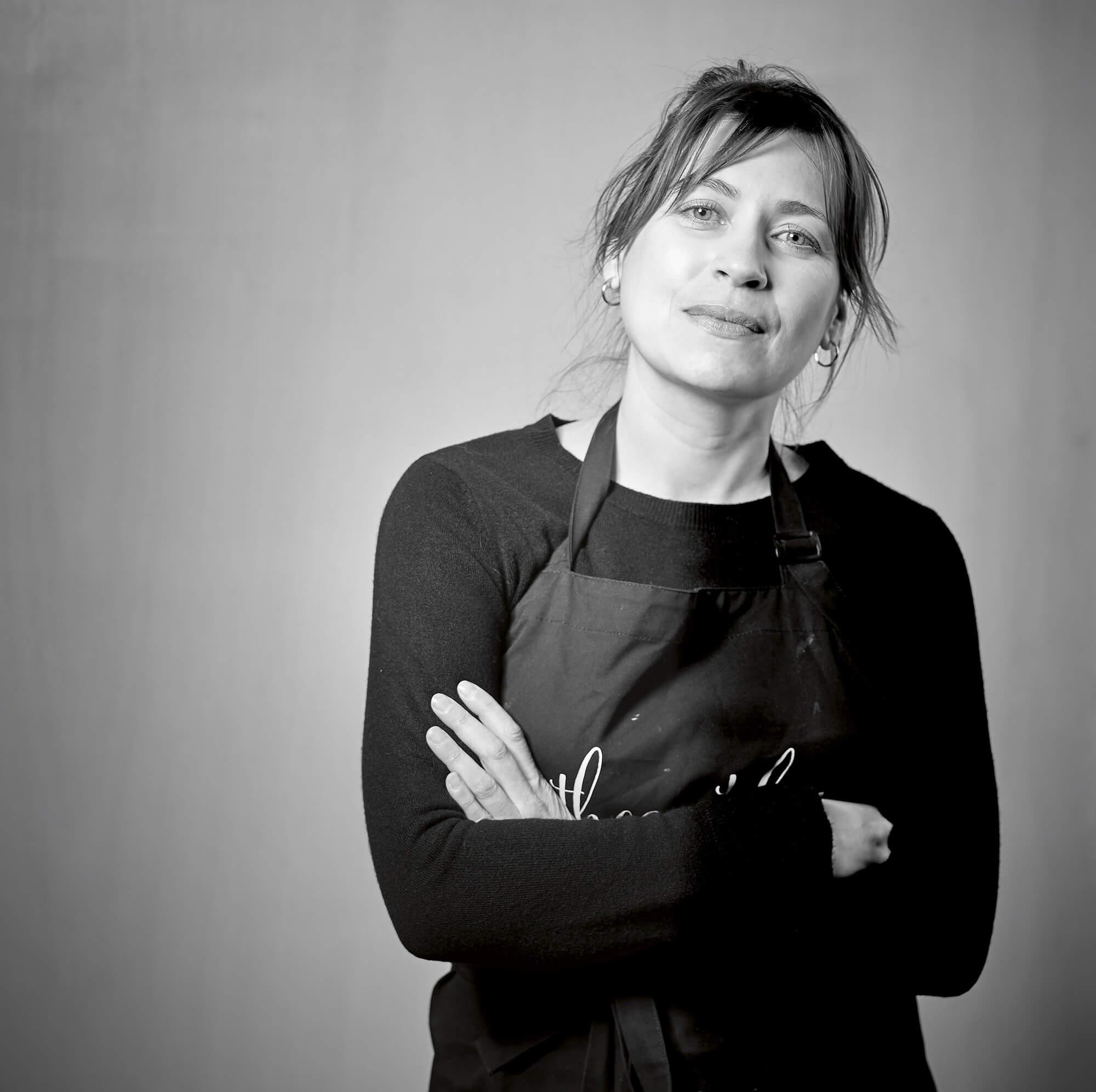 Retrato Ana Expósito