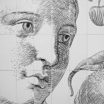 Mural de Bathco Atelier Cecilio Espejo para spa en Florencia