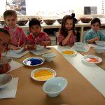 El colegio Salesianos visita el Atelier de Bathco