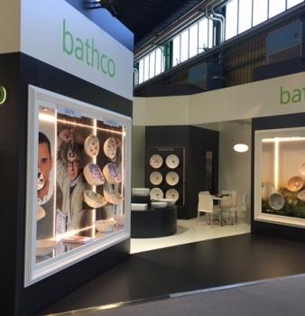 Las piezas de Bathco Atelier presentes en Cersaie 2016