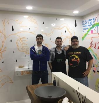 Art Day en Cevisama 2017