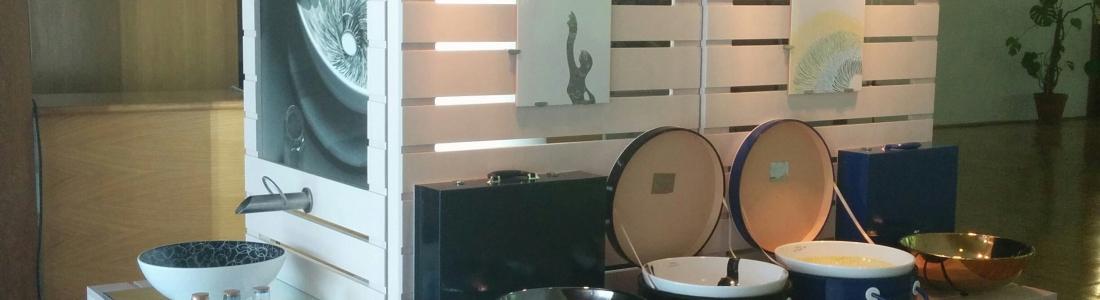 Los lavabos de Bathco se hacen un hueco en Arte Santander